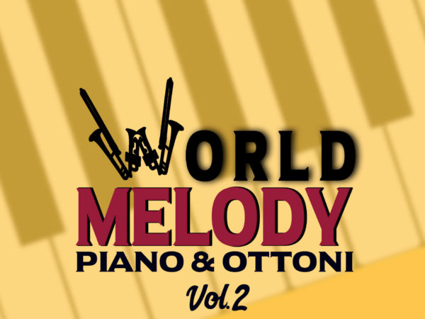 WORLD MELODY Vol. 2 Front