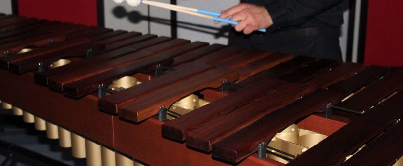 Bissanti (pianoforte) e la Manna (marimba)